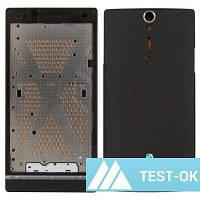 Корпус Sony LT26i Xperia S | черный