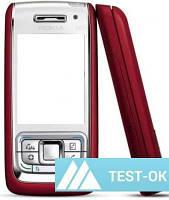 Корпус Nokia E65   красный