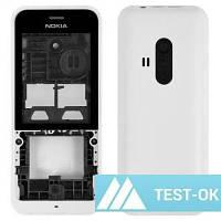Корпус Nokia 220 Dual Sim | белый