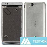 Корпус Sony Ericsson X12   серый