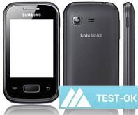 Корпус Samsung S5300 | черный