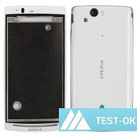 Корпус Sony Ericsson LT18i Xperia Arc S|Оригинал|Белый