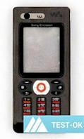 Корпус Sony Ericsson W880 | черный