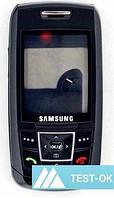 Корпус Samsung E250 | черный