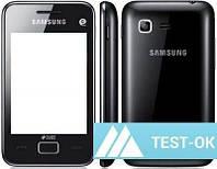 Корпус Samsung S5222 Star 3 Duos | черный