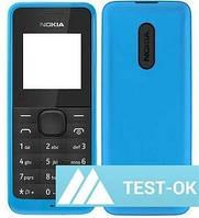 Корпус Nokia 105   синий