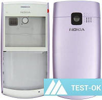 Корпус Nokia X2-01 | фиолетовый