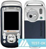 Корпус Sony Ericsson W550 | серый
