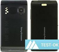 Корпус Sony Ericsson W380 | черный
