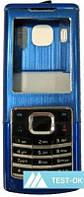 Корпус Nokia 6500 Classic | синий
