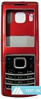Корпус Nokia 6500 Classic | красный