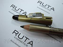 Eveline Cosmetics Eyeliner Pencil олівець для повік з точилкою (коричневий)