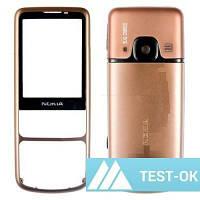 Корпус Nokia 6700 Classic | коричневый