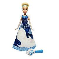 Кукла Золушка с волшебной юбкой. Disney Princess Cinderella's Magical Story Skirt.