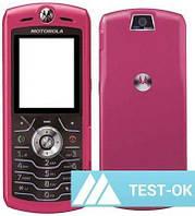 Корпус Motorola L7   розовый