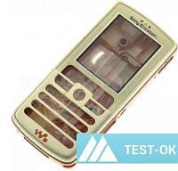 Корпус Sony Ericsson W800 | золотой