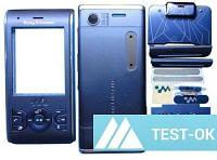 Корпус Sony Ericsson W595 | синий