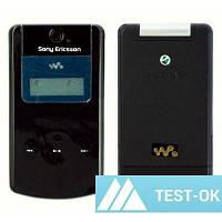 Корпус Sony Ericsson W508 | черный