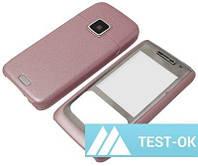 Корпус Nokia E65   розовый
