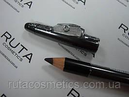 Ruby Rose карандаш для век с точилкой (коричневый)