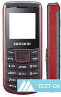 Корпус Samsung E1100   красный