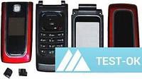Корпус Nokia 6555 | красный