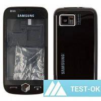Корпус Samsung i8000 Omnia II | черный