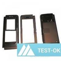 Корпус Nokia E90 | черный