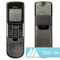 Корпус Nokia 8800   черный