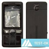 Корпус Sony Ericsson G700 | черный