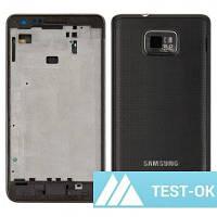 Корпус Samsung i9100 Galaxy S II   черный