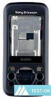 Корпус Sony Ericsson W395 | черный