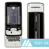 Корпус Sony Ericsson C903 | черный