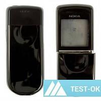 Корпус Nokia 8800 Sirocco | черный