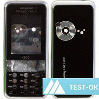 Корпус Sony Ericsson K660 | черный
