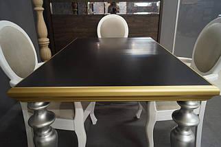 Стол обеденный Amelli Black, фото 3