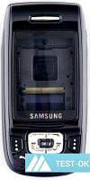 Корпус Samsung D500 | черный