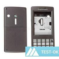 Корпус Sony Ericsson M600 | черный