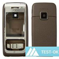 Корпус Nokia E65   коричневый