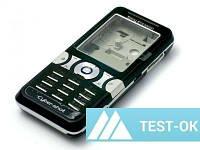 Корпус Sony Ericsson K550 | черный
