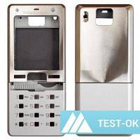 Корпус Sony Ericsson T650 | серый