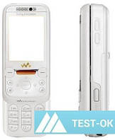Корпус Sony Ericsson W850 | белый