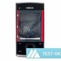 Корпус Nokia X3-00 | черный
