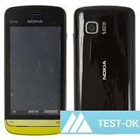 Корпус Nokia C5-03   черный