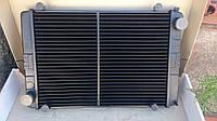 Радиатор водяного охлаждения Газель Бизнес, Рута 4216 3 рядный медный Иран