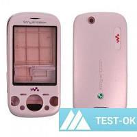 Корпус Sony Ericsson W20 | розовый