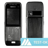Корпус Nokia E51   черный