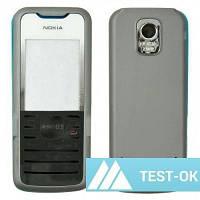 Корпус Nokia 7210 Supernova | серый