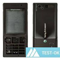 Корпус Sony Ericsson T700 | черный