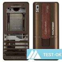 Корпус Sony Ericsson K770i | коричневый
